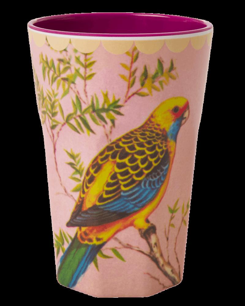 RicebyRice Large cup Bird light blue - Copy