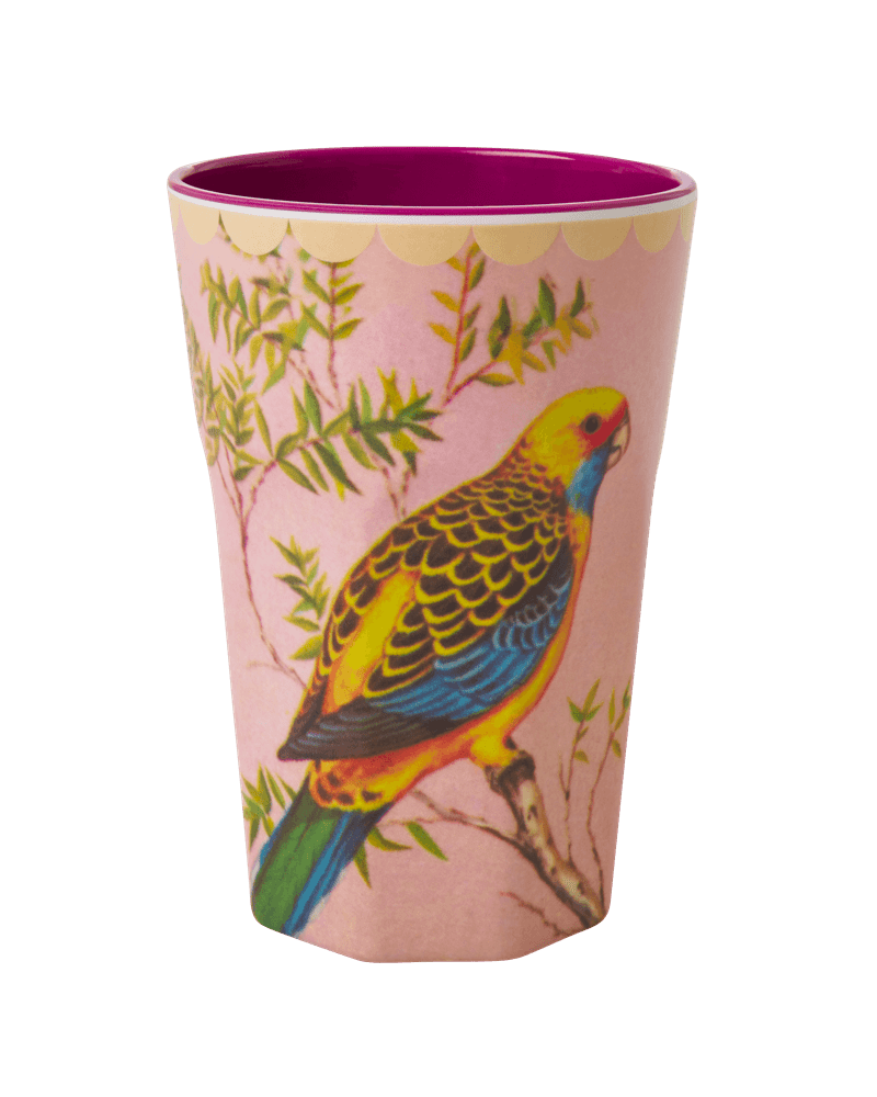 RicebyRice Large cup Bird light blue - Copy