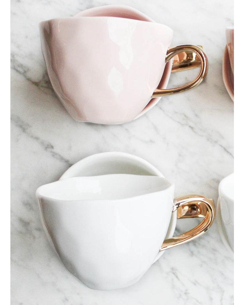 UNC Guten Morgen Tasse weiß