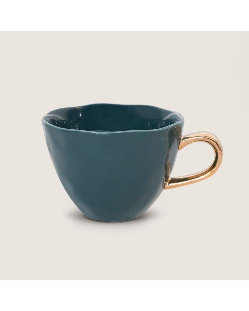 UNC Good Morning Mok Blauw - Groen