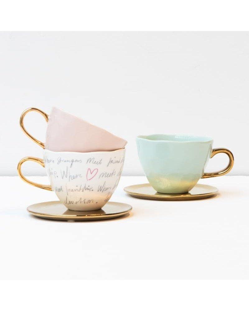 UNC Good Morning Mug Blue - Green - Copy - Copy - Copy