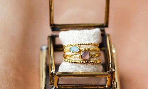 Rings from Muja Juma
