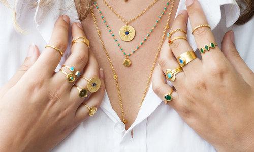 The most beautiful jewelry from Muja Juma