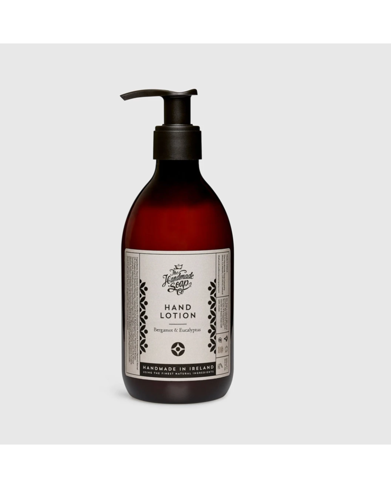 The Handmade Soap Natural hand lotion
