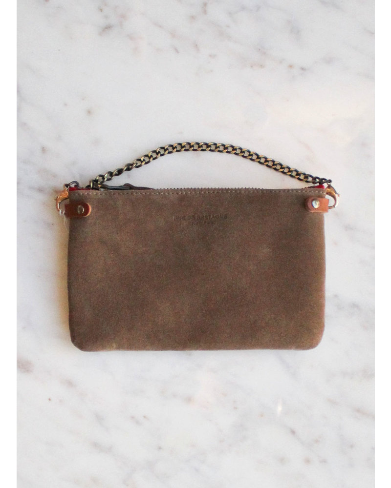 Mini bag from Suede