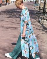 Muja Juma Kimono crane