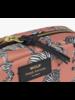 WOUF Zebra make up bag small