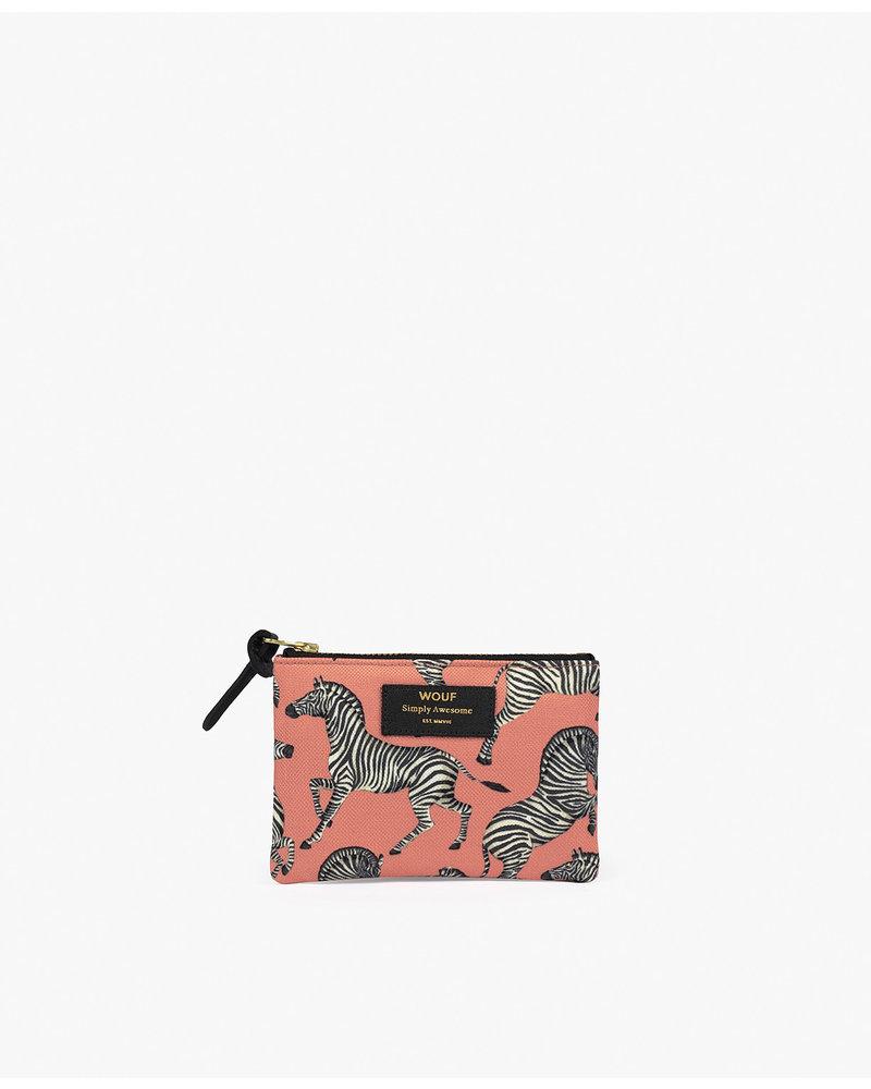 WOUF Zebra kleine Tasche