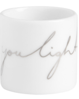 Rader Tealight candle