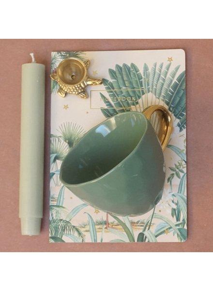 Geschenkpaket Grün
