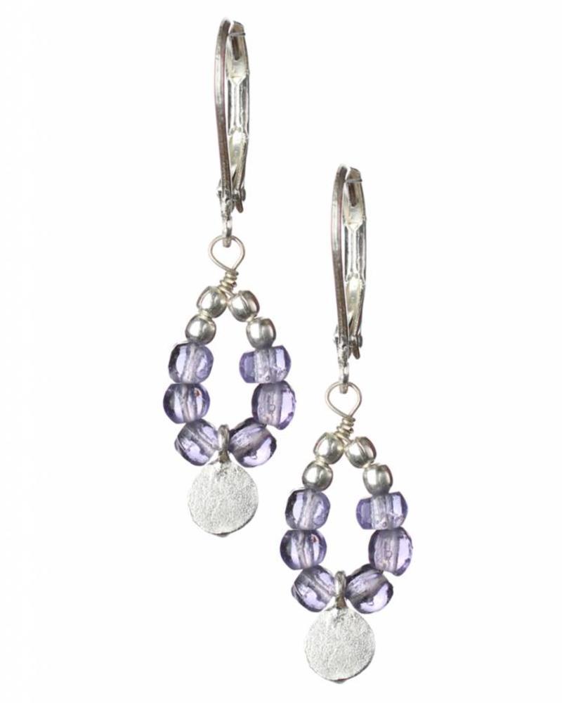 exoal fancy earrings