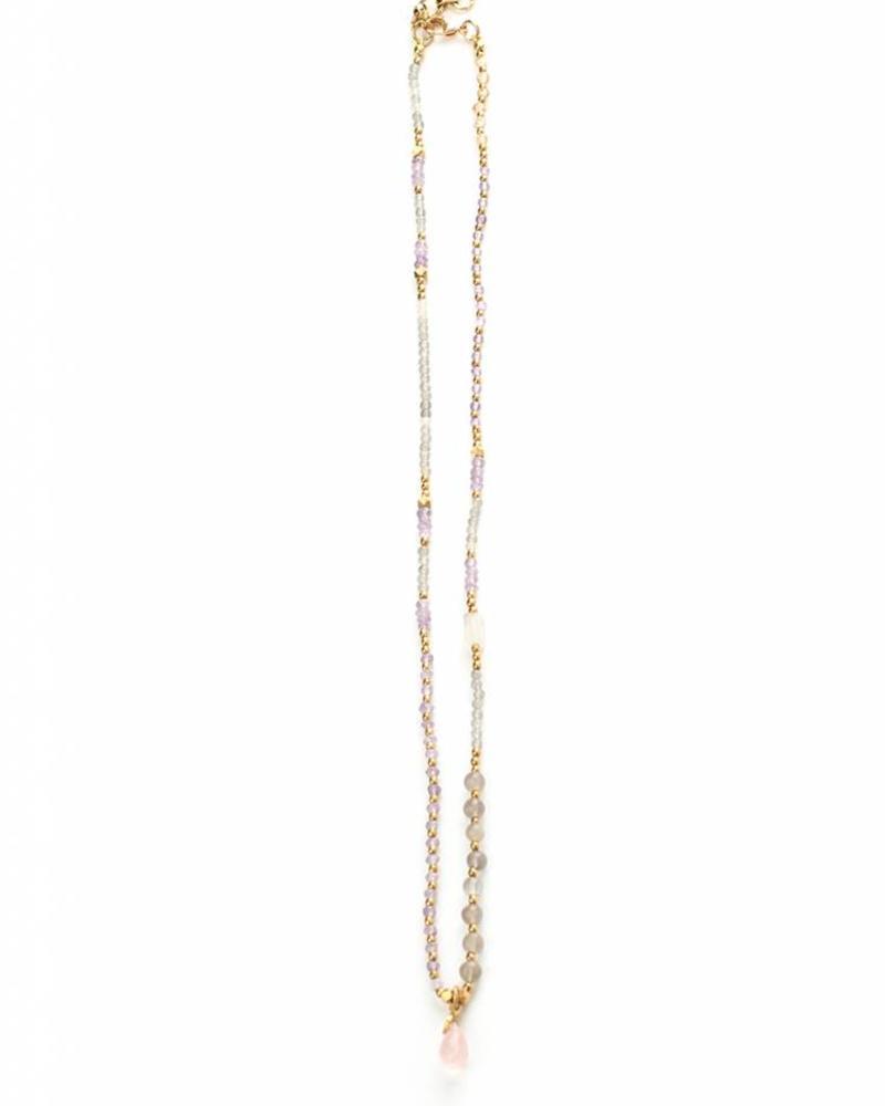 Halskette und Armband in eins