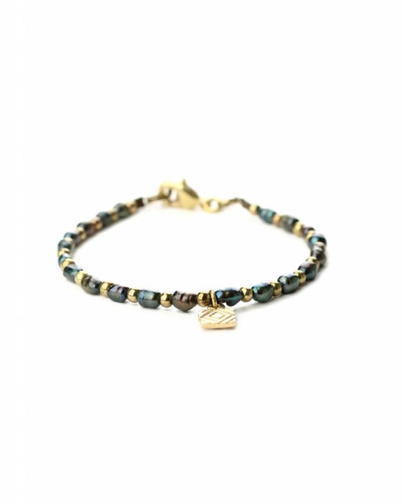 exoal Blue sweet water pearl