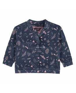 Tumble `n Dry Tumble 'N Dry - Zuka ZERO Sweat Vest mood indigo
