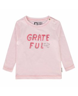 Tumble `n Dry Tumble 'N Dry - Trinsje Longsleeve silver pink