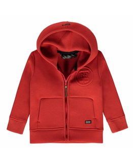 Tumble `n Dry Tumble 'N Dry - Kev Vest hood orangered