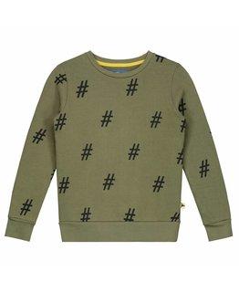 Vintage Cowboys Vintage Cowboys - Sweater Obey