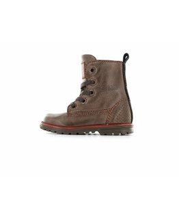 Shoesme Shoesme - Veterlaars  bruin