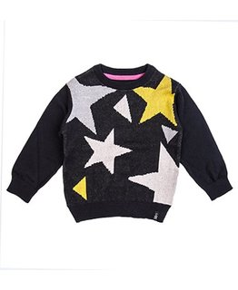 Beebielove Beebielove - Sweater stars ANT