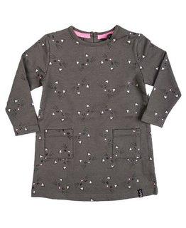 Beebielove Beebielove - Sweat dress GRN