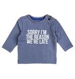 Beebielove Long-Sleeve Sorry BLU