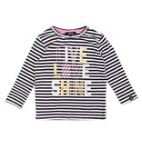 Beebielove Long-sleeve life-love-shine STR