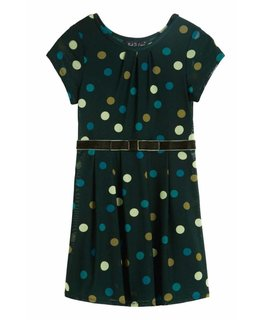 Petit Louie Petit Louie - Bow Beld Dress Fettini