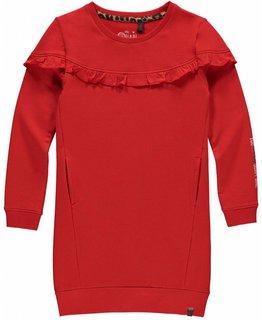 Quapi Quapi - LEONIE Diva Red Dress
