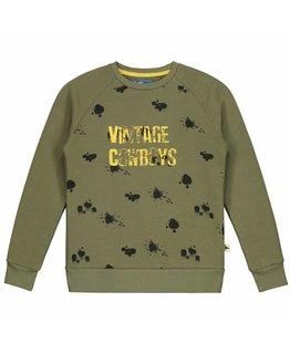 Vintage Cowboys Vintage Cowboys - Sweater Otto