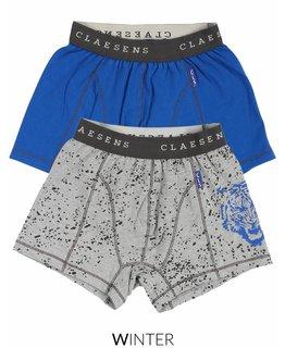 Claesen's Claesen's Boys 2-Pack Boxershort Spots