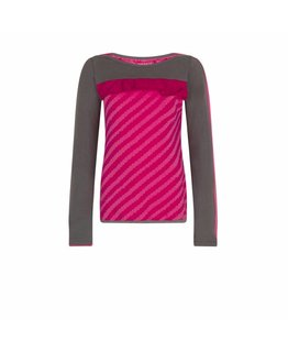 Ninni Vi Ninni Vi - Shirt AOP 3 Pink