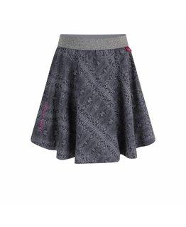 Ninni Vi Ninni Vi - Skirt AOP 1 Light grey
