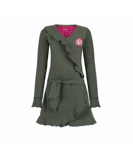 Ninni Vi Ninni Vi - Dress Army green