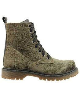 Braqeez Braqeez Beau Boot/Olive