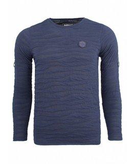 Gabbiano Gabbiano - Long T-shirt Navy