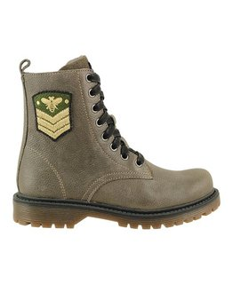 Braqeez Braqeez Belle Boot/Army Green