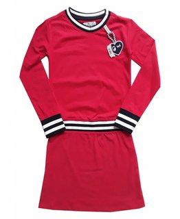 Topitm TOPitm - dress Bodien red