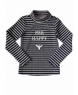 Topitm TOPitm - top turtle Ellis silver/navy stripe