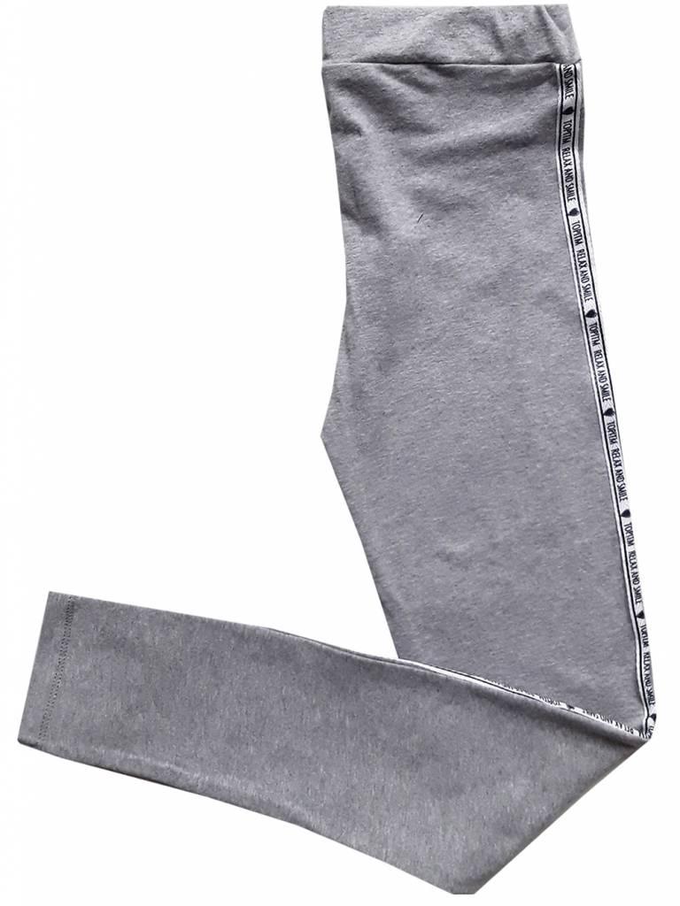 Topitm legging Kalla  grey melee
