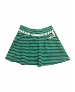 Topitm TOPitm - skirt Sammy-Yo stripe green