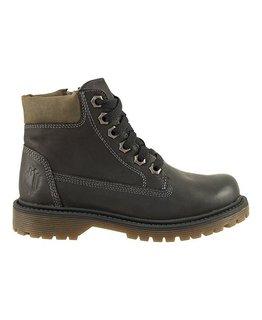Braqeez Braqeez Bas Boot/Black