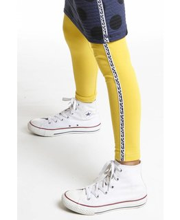 Topitm TOPitm - legging Kalla  yellow