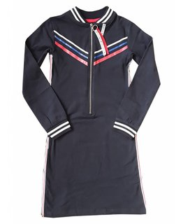 Topitm TOPitm - dress Sally dark blue