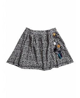 Topitm TOPitm - skirt Silvia AOP dots