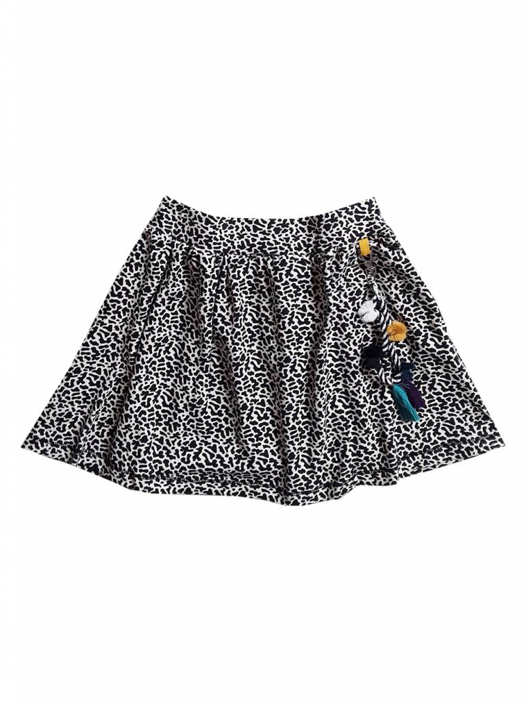 Topitm skirt Silvia AOP dots