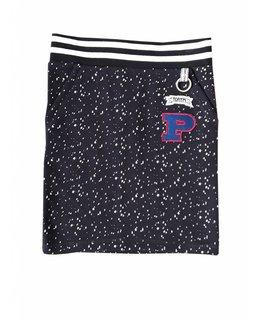 Topitm TOPitm - skirt Silvie dots dark blue