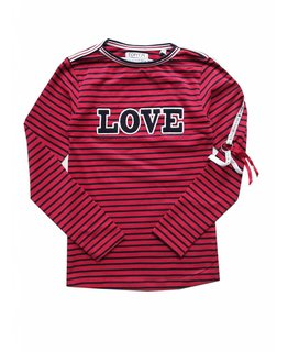 Topitm TOPitm - Top Carin red/navy stripe