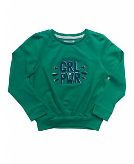 Topitm TOPitm - sweater Soof green