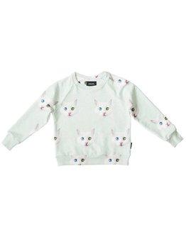 Snurk Snurk - Crazy Cats Sweater Pyjama