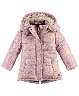 Babyface Babyface - Baby girls jacket Pastel Pink